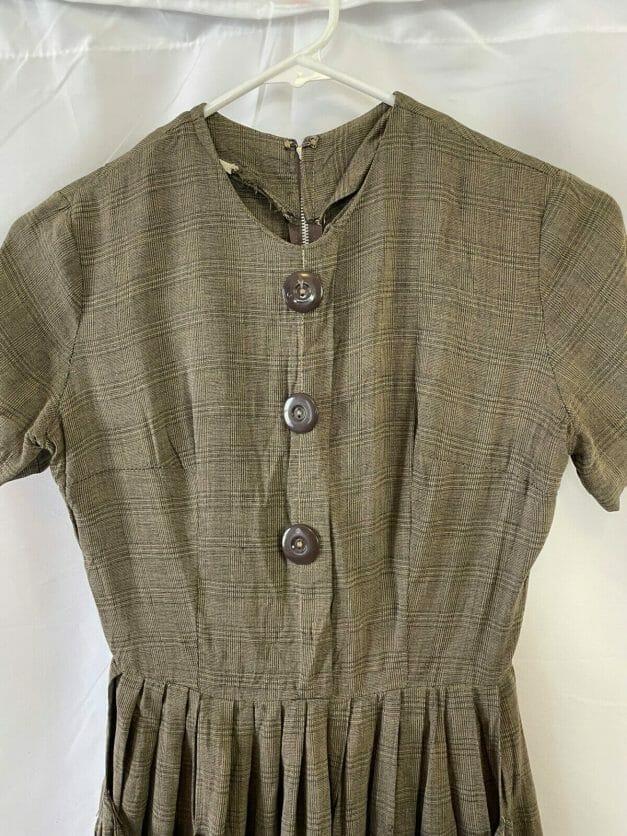 XS vintage dress