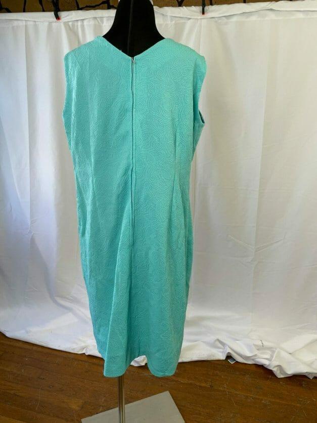 XL vintage dress