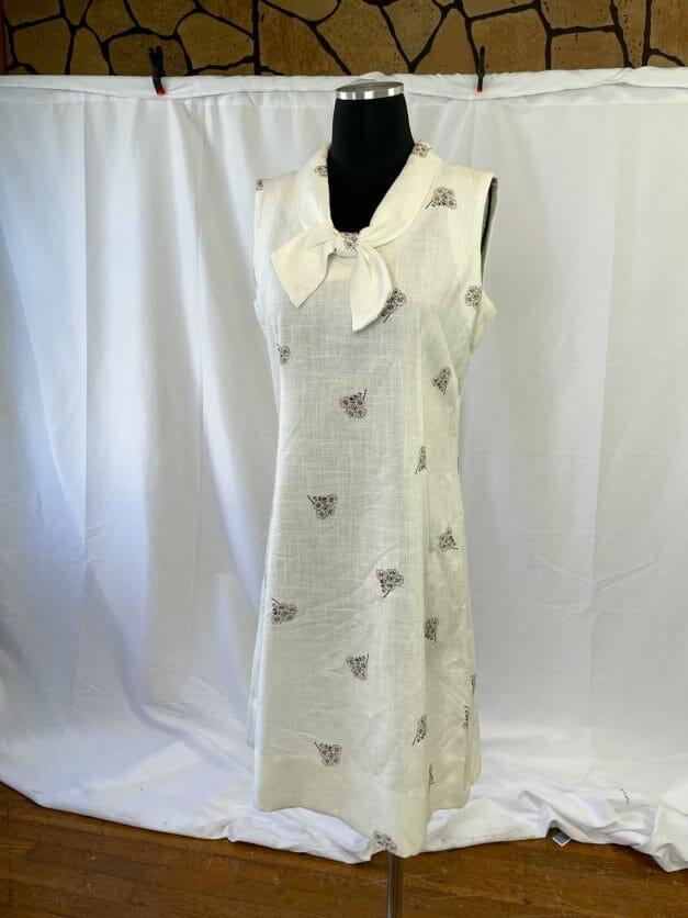 vintage linen dress for sale