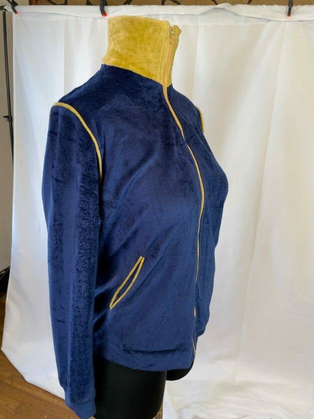 vintage Tony Trabert jacket