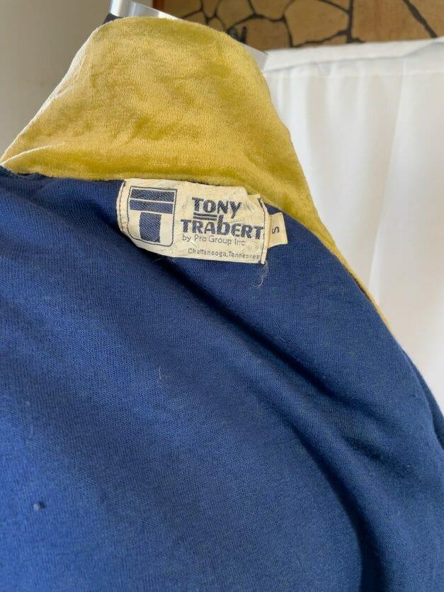Tony Trabert clothing label