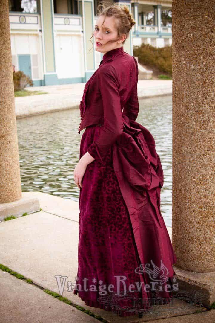 carondelet park fashion shoot