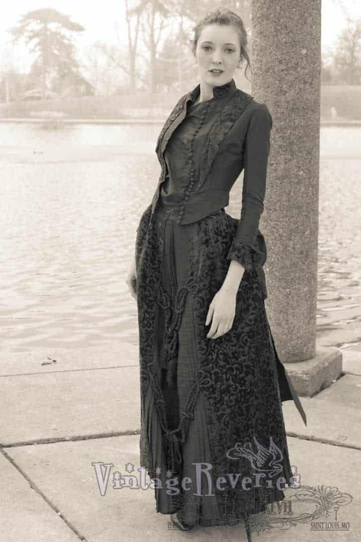 1800s st louis fashion